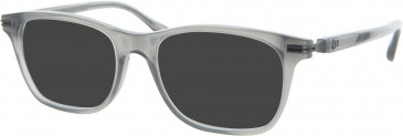 Dunhill London VDH033 sunglasses in Grey