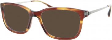 Dunhill London VDH035 sunglasses in Tortoiseshell
