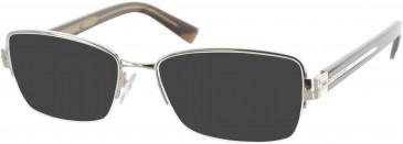 Nina Ricci VNR019 sunglasses in Gold