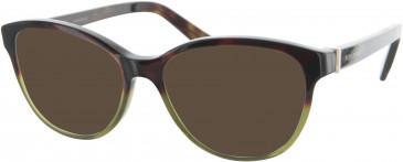 Nina Ricci VNR023 sunglasses in Tortoiseshell