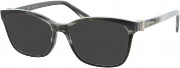 Nina Ricci VNR024 sunglasses in Grey