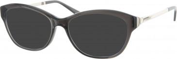 Nina Ricci VNR044 sunglasses in Dark Blue
