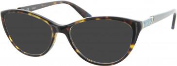 Furla VU4941 sunglasses in Tortoiseshell