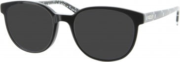 Furla VU4996 sunglasses in Black