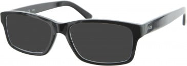 Fila VF8988 sunglasses in Black