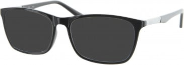 Fila VF9031 sunglasses in Black