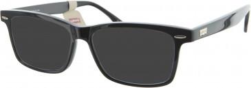 Levi's LS122 sunglasses in Black