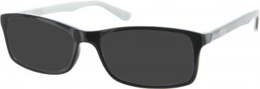 American Freshman AMFO003 sunglasses in Black