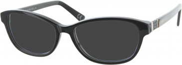 Carvela CAR009 sunglasses in Black