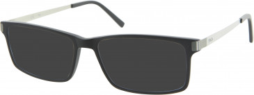 Fila VF9088 sunglasses in Black