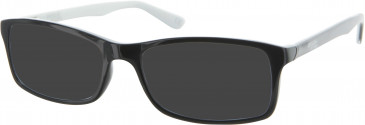 American Freshman AMFO003 sunglasses in Black