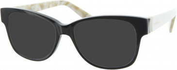 Carvela CAR001 sunglasses in Black