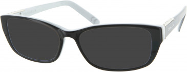 Carvela CAR002 sunglasses in Black
