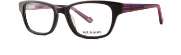 Pull & Bear PBG1765 glasses in Black