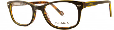 Pull & Bear PBG1763 glasses in Brown