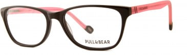 Pull & Bear PBG1761 glasses in Pink