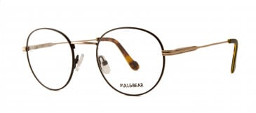 Pull & Bear PBG1759 glasses in Dark Gunmetal
