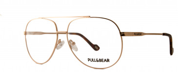 Pull & Bear PBG1758 glasses in Gold