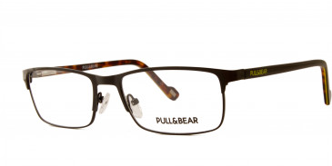 Pull & Bear PBG1757 glasses in Dark Gunmetal