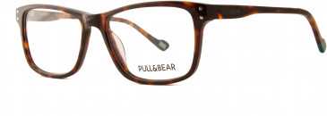 Pull & Bear PBG1755 glasses in Demi Brown