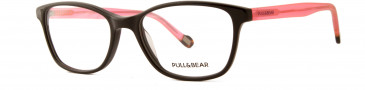 Pull & Bear PBG1752 glasses in Pink