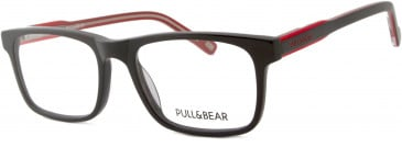 Pull & Bear PBG1713 glasses in Red