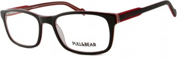 Pull & Bear PBG1712 glasses in Red