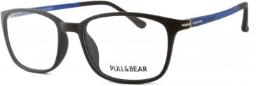 Pull & Bear PBG1709 glasses in Blue