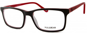 Pull & Bear PBG1705 glasses in Red