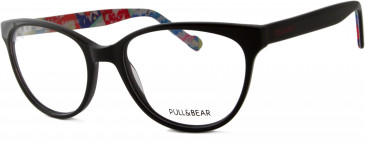 Pull & Bear PBG1703 glasses in Black