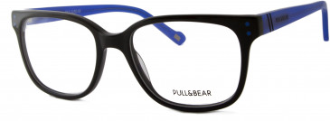 Pull & Bear PBG1702 glasses in Black