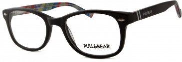 Pull & Bear PBG1701 glasses in Black