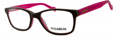 Pull & Bear PBG1700 glasses in Red