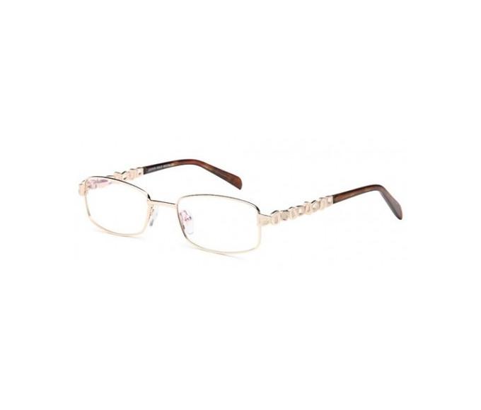 SFE glasses in Gold