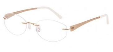 SFE Small Metal Prescription Glasses