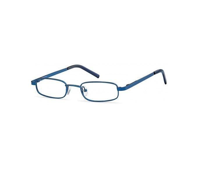 SFE glasses in Matt Blue