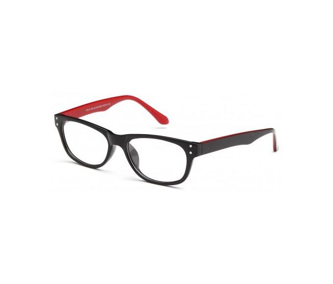 SFE glasses in Black/Red