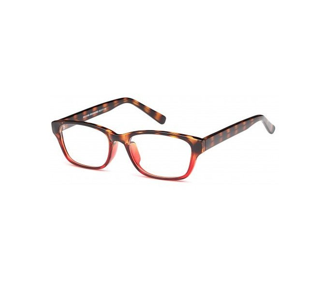 SFE glasses in Brown/Red