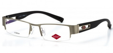 Lee Cooper LC9034 glasses in Gunmetal