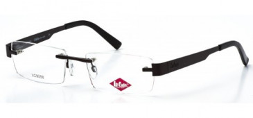 Lee Cooper LC9050 glasses in Gunmetal
