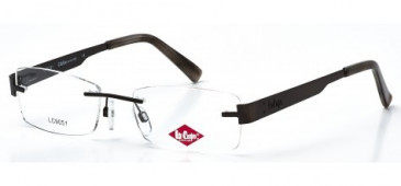 Lee Cooper LC9051 glasses in Gunmetal