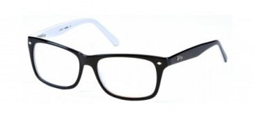 Lee Cooper LC9052 glasses in Black