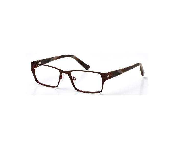 Lee Cooper LC9053 glasses in Brown