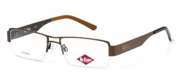 Lee Cooper LC9055 glasses in Brown