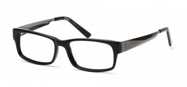 Lee Cooper LC9060 glasses in Black