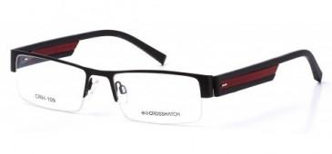 Crosshatch CRH109 glasses in Black