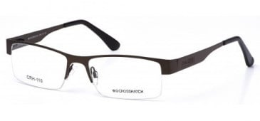 Crosshatch CRH110 glasses in Gunmetal