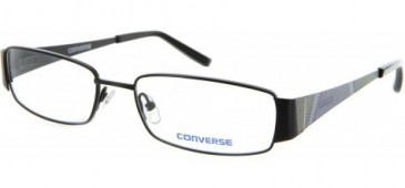Converse Metal Prescription Glasses in Black