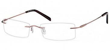 SFE glasses in Copper