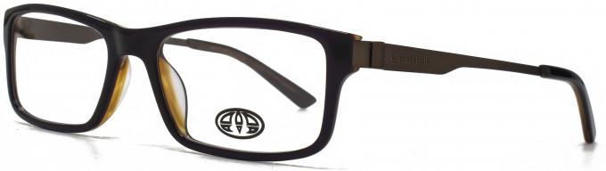 Animal SAMSON glasses in Dark Brown